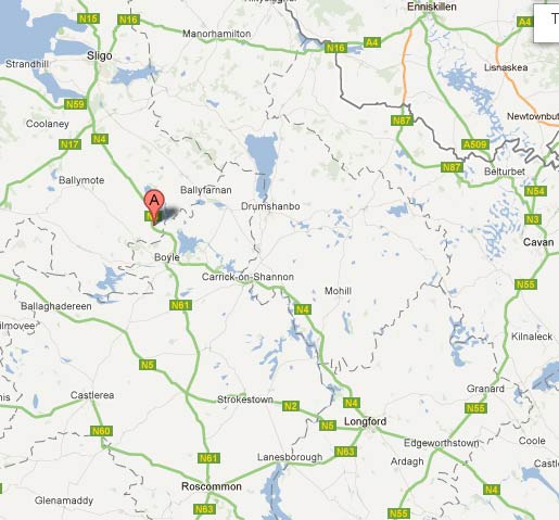 map-ballinafad
