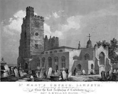 st.mary's Lambeth